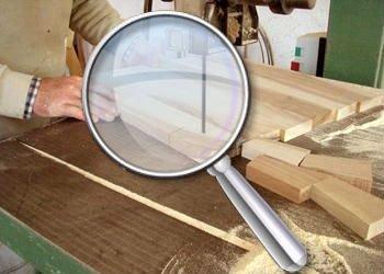 ispezione comparto legno